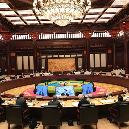 President Xi Jinping elaborates on inspiration behind Belt and Road Initiative