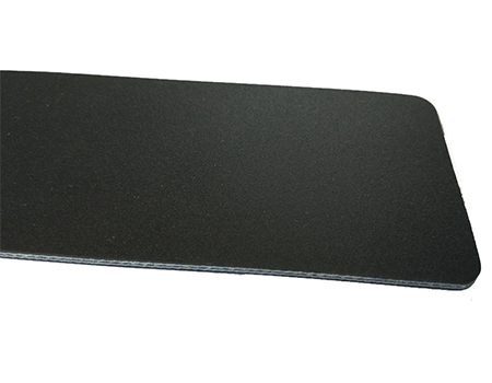 Black PU Conveyor Belt 2.0mm