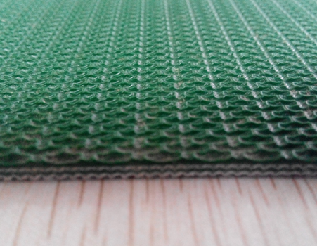Golf Green PVC Conveyor Belt 3.0mm
