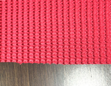 Rough Top Grass Red PVC Conveyor Belt 5mm