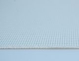 Double Fabric White PU Conveyor Belt 1.2mm