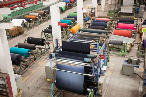 Conveyor Belt in Fabric Industry.jpg